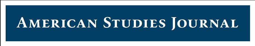 American Studies Journal