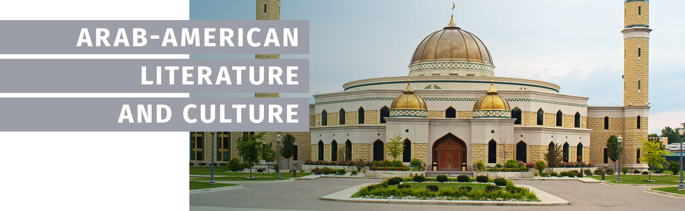 Arab-American Literature and Culture