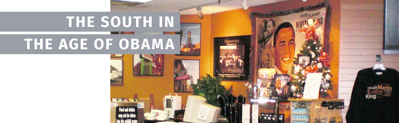 The South in the Age of Obama